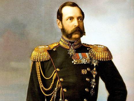 Император Александр II, в чью честь был построен Спас на Крови