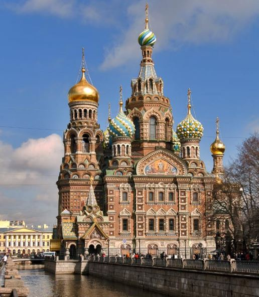 Спас на Крови - православный храм и музей-памятник Санкт-Петербурга